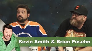 Kevin Smith And Brian Posehn Getting Doug with High