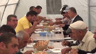 Başkan Şahin, Bayramlaşma Programı Düzenledi