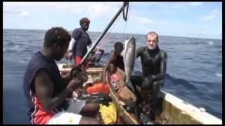 getlinkyoutube.com-Pescando entre Tiburones con Joseba Kerejeta