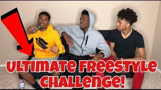 ULTIMATE FREESTYLE CHALLENGE!!! ft KING