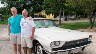 getlinkyoutube.com-18yr Old Buys Dad His Dream Car: 1966 Thunderbird