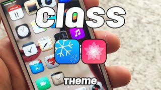getlinkyoutube.com-Class iOS 9 •iOS 9 Theme • Winterboard & Anemone