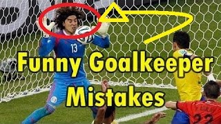 Top 10 Stupid Goalkeeper FAILS || DEADLY Mistakes || HD