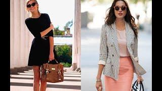getlinkyoutube.com-Outfits para ir a Trabajar