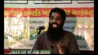 getlinkyoutube.com-Pure Islam - Tamil Bayan - Part 03