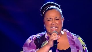 getlinkyoutube.com-Letitia George performs 'Stay With Me' - The Voice UK 2015: Blind Auditions 1 - BBC One