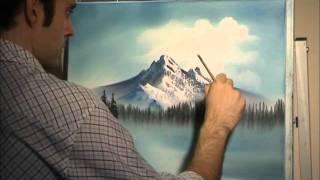 getlinkyoutube.com-Landscape Painting - Full episode