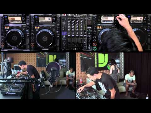 Laidback Luke - DJsounds Show 2012
