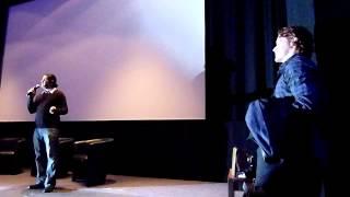 getlinkyoutube.com-Sam Heughan and Suki Singh introduce Emulsion
