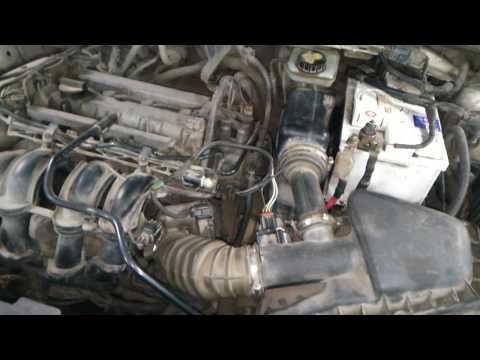 Форд мондео 4 не держит холостые обороты часть1
