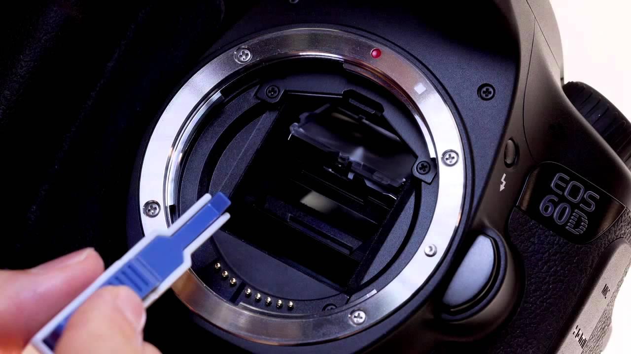Byt fokuseringsskiva till din Canon-kamera  -Johan Lyckaro