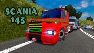 getlinkyoutube.com-Euro Truck Simulator 2 -  Scania 112, 113,142 e 143  V2 Frank  + Link Download