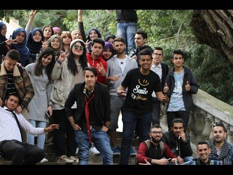 VLOG №1:MEET UP ALGERIAN YOUTUBERS 21/mars/2016