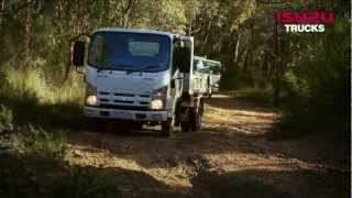 getlinkyoutube.com-Isuzu N Series Off-Road Range: Isuzu Tough - Isuzu Australia Limited