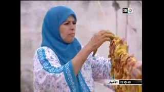 getlinkyoutube.com-شهيوات عيد الاضحى المغربية : القديد و الكرداس