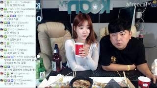 getlinkyoutube.com-[3] BJ셀리가 우리집에 온다!! 역수작의 서막 - KoonTV