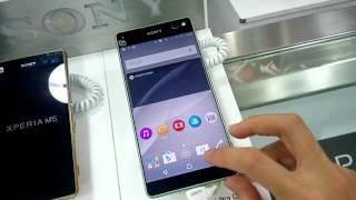 getlinkyoutube.com-Sony Xperia C5 Ultra Dual Green with Innolux panel