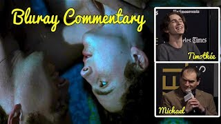 Love Scene - Call Me By Your Name: Bluray Commentary by Timothée and Michael