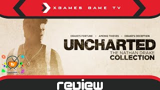 getlinkyoutube.com-Обзор Uncharted: The Nathan Drake Collection (Review)