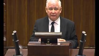 getlinkyoutube.com-Mocne przemówienie! Jarosław Kaczyński w Sejmie o imigrantach