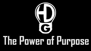 The Power of Purpose   HawkDG