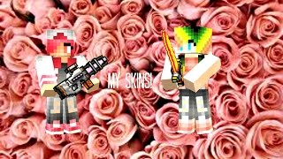 getlinkyoutube.com-Pixel Gun 3D:My Skins!