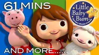 getlinkyoutube.com-Little Bo Peep | Plus Lots More Nursery Rhymes | From LittleBabyBum!