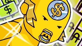 getlinkyoutube.com-SUMMONING A MONEY GOD!!! | Scribblenauts Unlimited #8