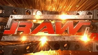 Raw Opening from 2002-2006