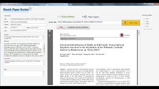 getlinkyoutube.com-Download articles from sciencedirect and springer for free - atomic paper hunter v3.0
