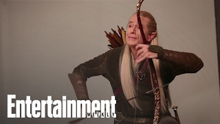 getlinkyoutube.com-Stephen Colbert Dresses Up As Characters From 'Hobbit' For Covershoot | Entertainment Weekly