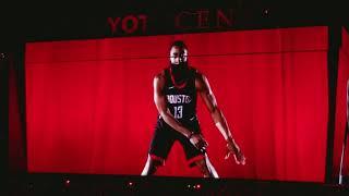 Houston Rockets 2018 Playoff Intro