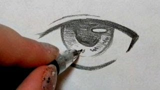 getlinkyoutube.com-How to Draw Eyes 5 Ways