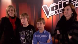 getlinkyoutube.com-Matthijs Bjorn Joeri - Bitter end - Voice v Vlaanderen 2013
