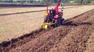 Siromer 164E in ploughing match