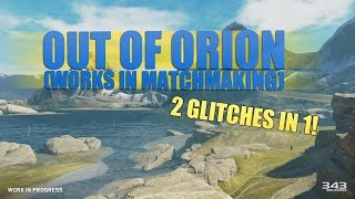 getlinkyoutube.com-Halo 5: Guardians - Out of Orion (Easy in Matchmaking) Plus out of Full Alpine Canvas!