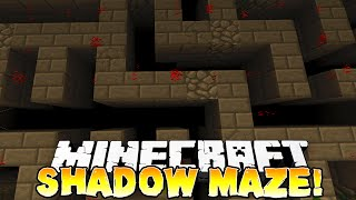 "getlinkyoutube.com-Minecraft - SHADOW MAZE PVP! #1 ""EPIC"" - w/ THE PACK!"