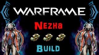 getlinkyoutube.com-[U18.1] Warframe - Nezha - Fastest Warframe?! + Crowd Control [2-3 Forma] | N00blShowtek