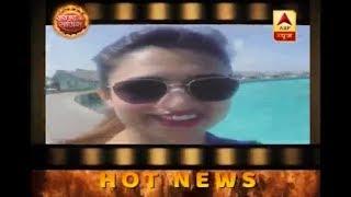 HOT NEWS: Watch Divyanka Tripathi and Vivek Dahiya having fun in Maldives