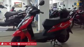 getlinkyoutube.com-First looks and In detail description of Suzuki Let's..... 2016 Model (Features,EMI e.t.c)