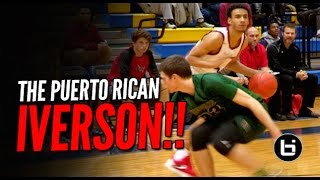 getlinkyoutube.com-THE PUERTO RICAN IVERSON! Jhivvan Jackson Scores Whenever He Wants To!