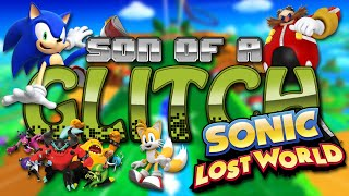 getlinkyoutube.com-Sonic Lost World Glitches (Wii U) - Son Of A Glitch - Episode 38