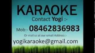 Aaj kal mein dhal gaya karaoke track
