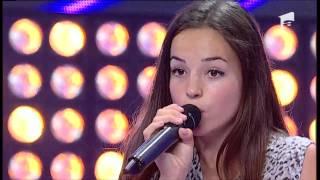"""getlinkyoutube.com-X Factor Romania, sezonul trei  - Florena Ticu Sandro - Adele - """"Set fire to the rain"""""""