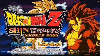 getlinkyoutube.com-DBZ Shin Budokai New AF Mod Download