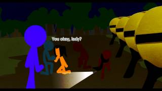 Slenderman's VS Stickman