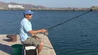 getlinkyoutube.com-Η τεχνική feeder στη θάλασσα