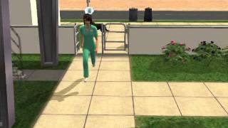 getlinkyoutube.com-the zombie attack the sims 2