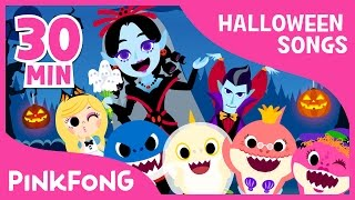 The Best Songs of Halloween | + Compilation | PINKFONG Songs for Children width=