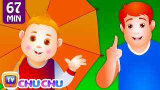Johny Johny Yes Papa PART 5 and Many More Videos   Popular Nursery Rhymes Collection by ChuChu TV